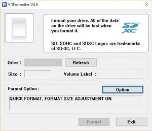 SDFormatter4